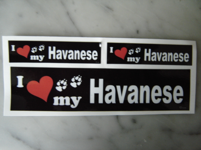 havanese-sticker-i-love-my